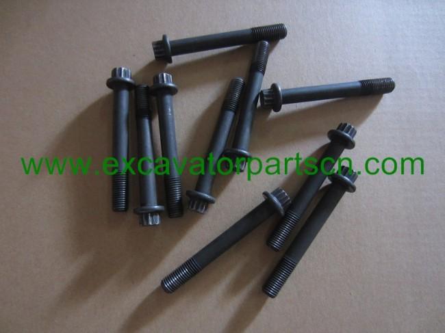 ISUZU 4LE1 Cylinder Head Bolt 8970369591
