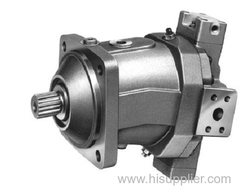 Rexroth variable displacement motor a6vm series a6vm80 107 for Variable displacement hydraulic motor