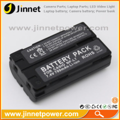 Compatible batteries NP-L7 for Casio