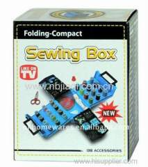 Hot sell Foldable sewing box