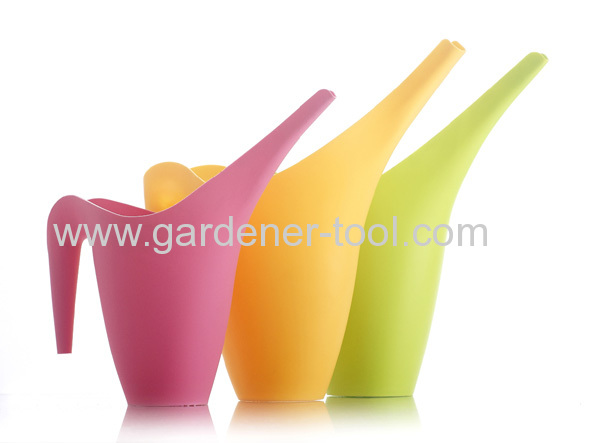 Plastic 1000ml watering can for pot flower