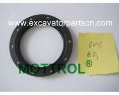 6D95 CRANKSHAFT SEAL FOR EXCAVATOR