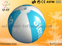 pvc or tpu Inflatable Beach ball