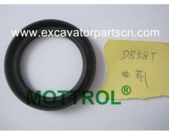 DB58T CRANKSHAFT FOR EXCAVATOR