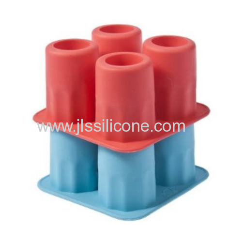 Silicone Ice Cube Shot Glass Freeze