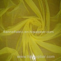 Embroidery Voile Curtain Fabric