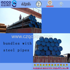 API 5L/ASTM A106/ASTM A53 Gr.B seamless pipes
