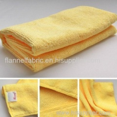 Microfiber Cleaning Cloth Towel exporter