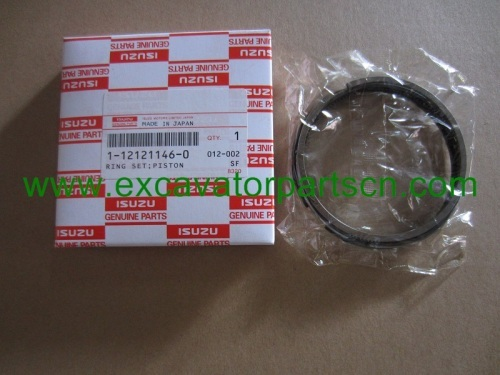 ISUZU 4LE1 Piston Ring Engine Rebuild Kit