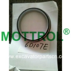 6D107E CRANKSHAFT SEAL FOR EXCAVATOR