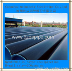 SEAMLESS C.S. PIPE A53 GR.B