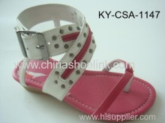 Girls summer sandals 2014SS