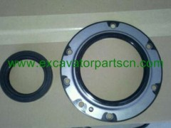 Engine 6D31t crankshaft seal old type