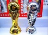 Private mold new World Cup card speakers creative small stereo mini gift can insert usb speakers sound