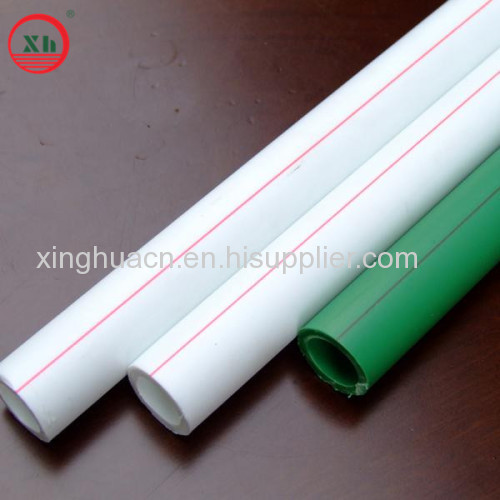 PPR pipe for water and gas