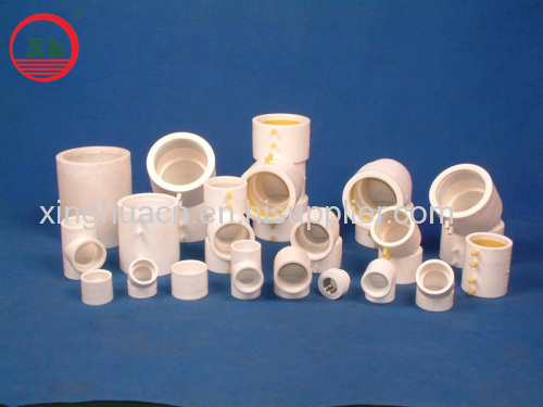 PPRC fittings and pipe group from factory(manufacturer)