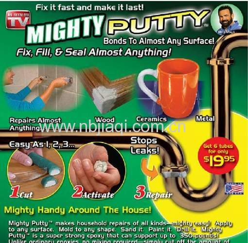 Mighty Putty/hot selling fix master mighty putty
