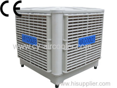 18000 m3/h Breezair water cool industrial evaporative air cooler