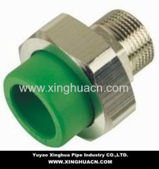 pipe fitting adaptor union connector