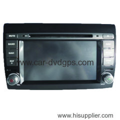 fiat bravo car multimedia player CD changer TV video system
