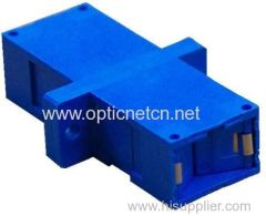 SC Fiber Optic Adapter with Shutter