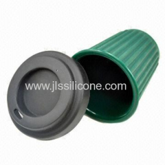 Silicone Coffee Cup Cover Lid