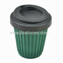 Outdoor necessity Silicone water cups coffee cups
