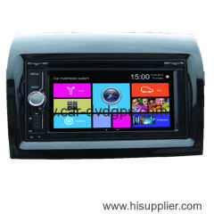 FIAT DUCATO car dvd player blue&me ipod win8 tv bt canbus usb aux