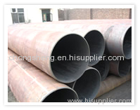 EN 10210:Seamless structural steel pipes