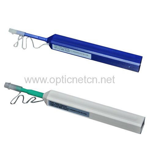 Fiber Optic One-Click Cleaner