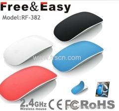 slim apple touch mouse