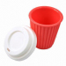 Convenient silicone coffee mug OEM Manufacturer