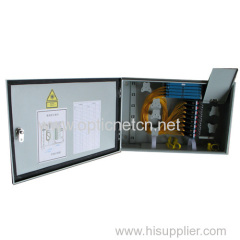 Fiber Optical Distribution Box (Wall Mounting)