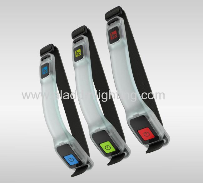 Newest product promotional gift LED Safety Band