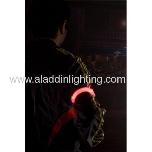 LED safety wrist band