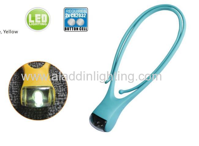 New novelty LED safety neck light