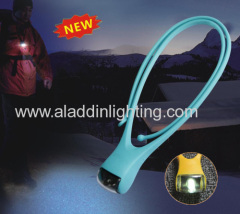 Best sell novelty LED safety neck light