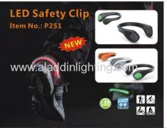 LED safety shoe band