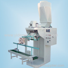 automatic quantitative packer powder stuff packer with the range of 25kg such as flour starch and feed