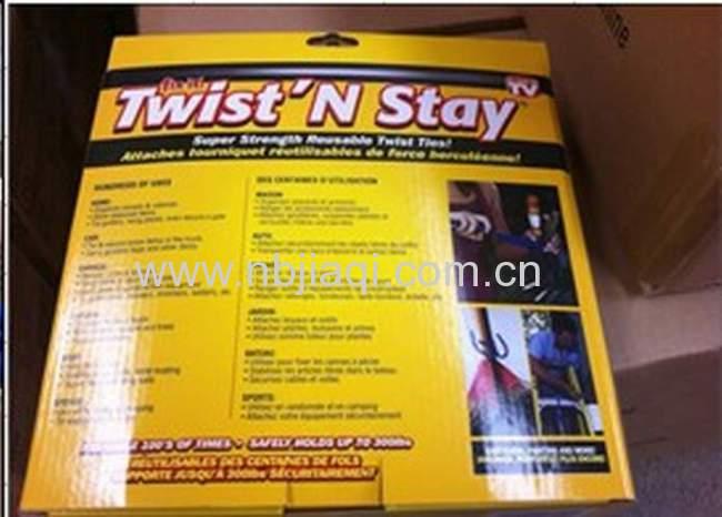 twist n stay/Twist N Stay Magic Strong Secured Grip