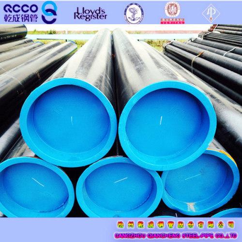 Non alloy seamless pipe ASTM A106 Gr.B