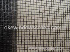 PVC Coated Window Screen PVC Coated wire mesh PVC Coated iron mesh PVC Coated netting
