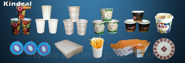 flexo printing on paper cups, plats,boxes