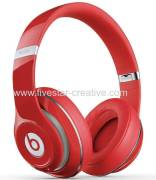 Beats by Dre Studio 2.0 Over-Ear Headphones with Control Talk Red