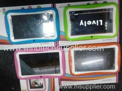 kids tablet pc christmas day gift 7inch android 4 tablet pc