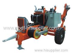 Hydraulic Stringing Winch 4 Ton SA-YQ40 for Power Line