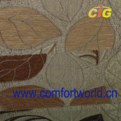 Chenille Sofa Fabric With Polyester