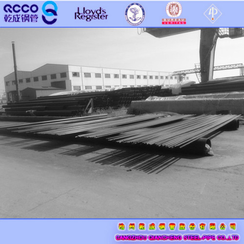 Hot expanding pipes ASTM A106 Gr.B