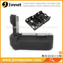 Top supplier BG-E6 handle battery grip for canon eos parts 5d Mark II cameras