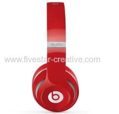 2013 New Beats Studio Noise Canceling Red Color Studio V2